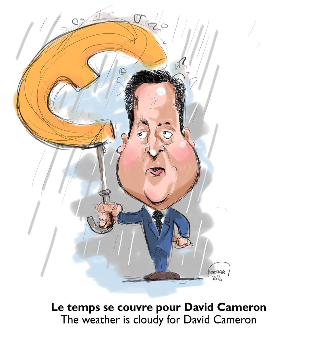 Brexit caricature - Commandez votre illustration