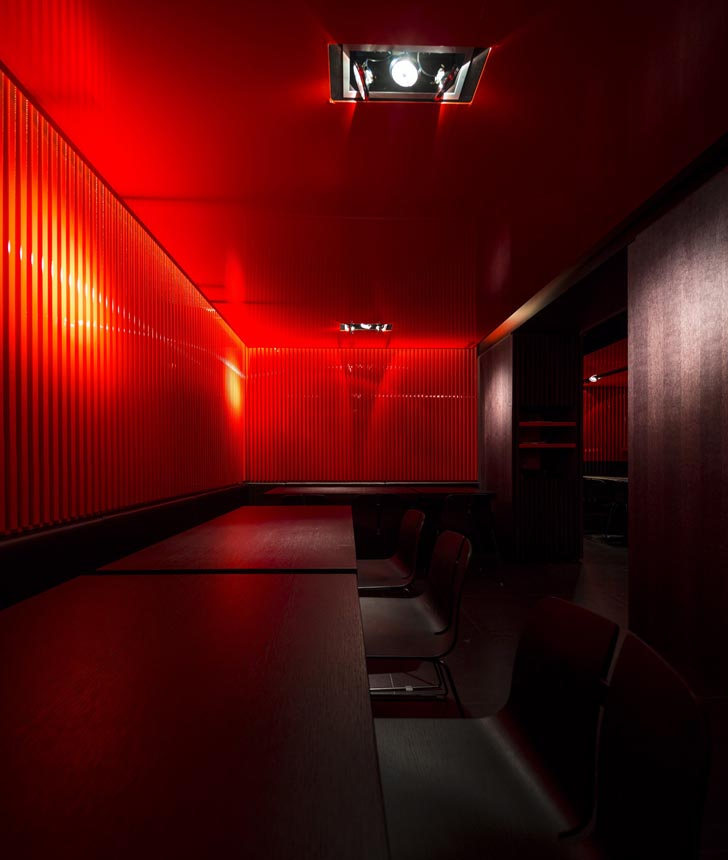 Zensushi japanese sushi maker restaurant interior design
