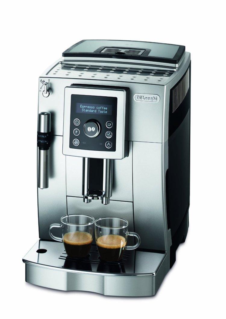 Kaffeevollautomat DeLonghi ECAM 23.420 Test