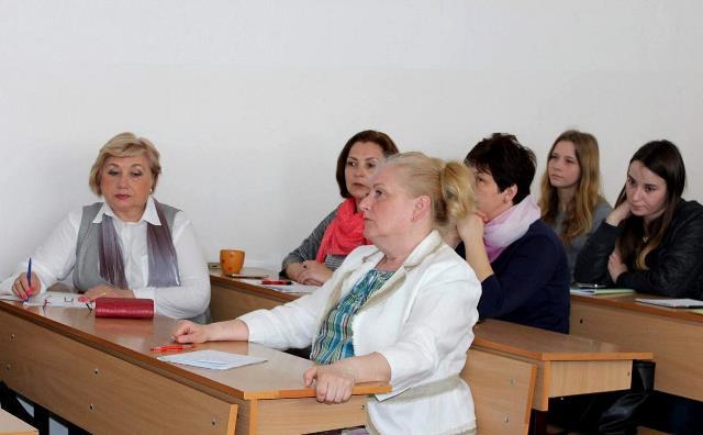 Викладачі факультету філології і журналістики