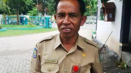 Kadis Dikpora Kota Bima H. Alwi Yasin, Foto: Bin
