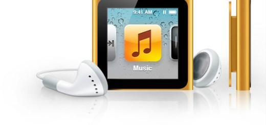 iPod nano 2011