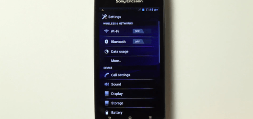 Sony Ericsson Xperia Arc S Android 4.0 Ice Cream Sandwich