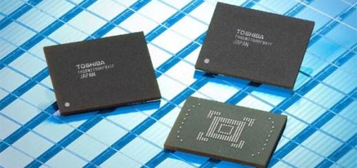 128GB Toshiba NAND