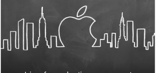 Apple education event