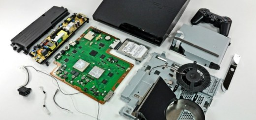PS3 Slim iFixit