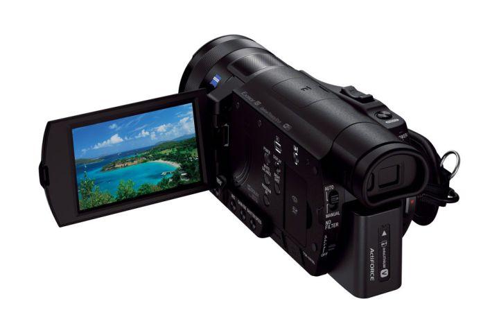 Sony FDR-AX100 2