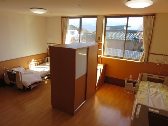 居室(2人1部屋)