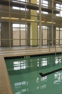 Our swimming facility.