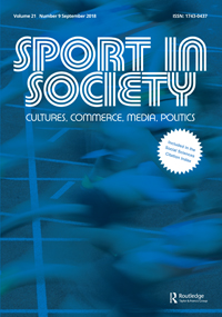 Sport in Society 2018 February