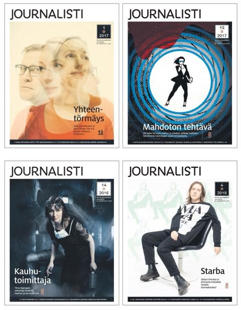 Journalisti magazine Art Director