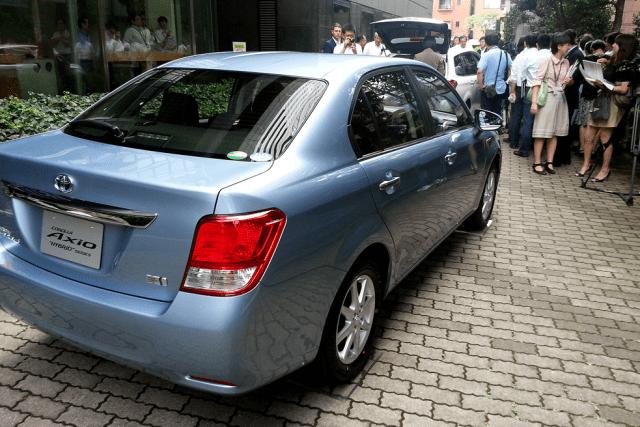 Corolla Hybrid JDM Launch - Bertel Schmitt -116