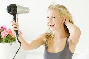 Как правильно уложить волосы