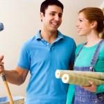 Как правильно покрасить комнату?