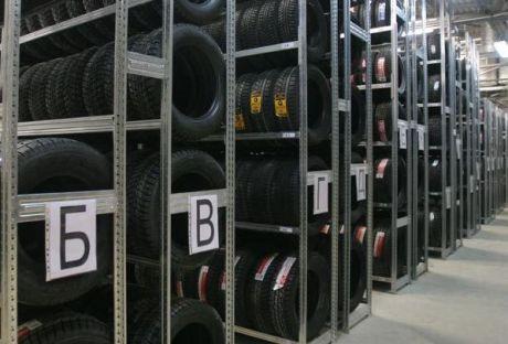 Кака правильно хранить шины
