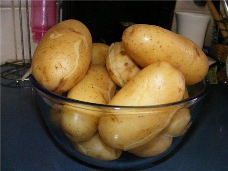 Что будет если переварить картошку?
