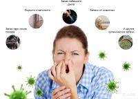 Как правильно избавиться от запахов?