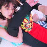 卯水咲流と小谷野まゆの女勝ちプロレス技マニアの女達07!