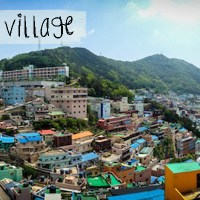 Busan Culture Village: Surprisingly Beautiful