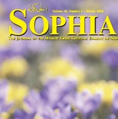 Book Review in Sophia Magazine