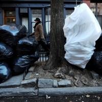 Забастовка дворников Нью Йорка