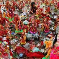 Праздник богини Дашамы
