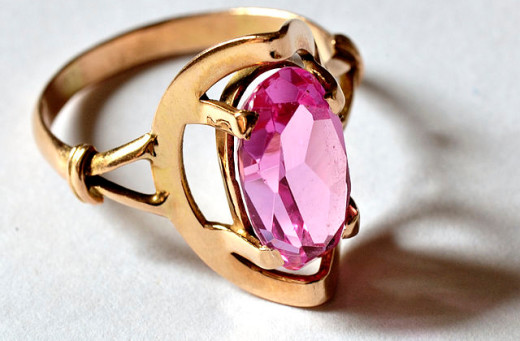 24 types of pink gemstones in jewelry kamayo jewelry