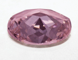 Cut Pink Diamond