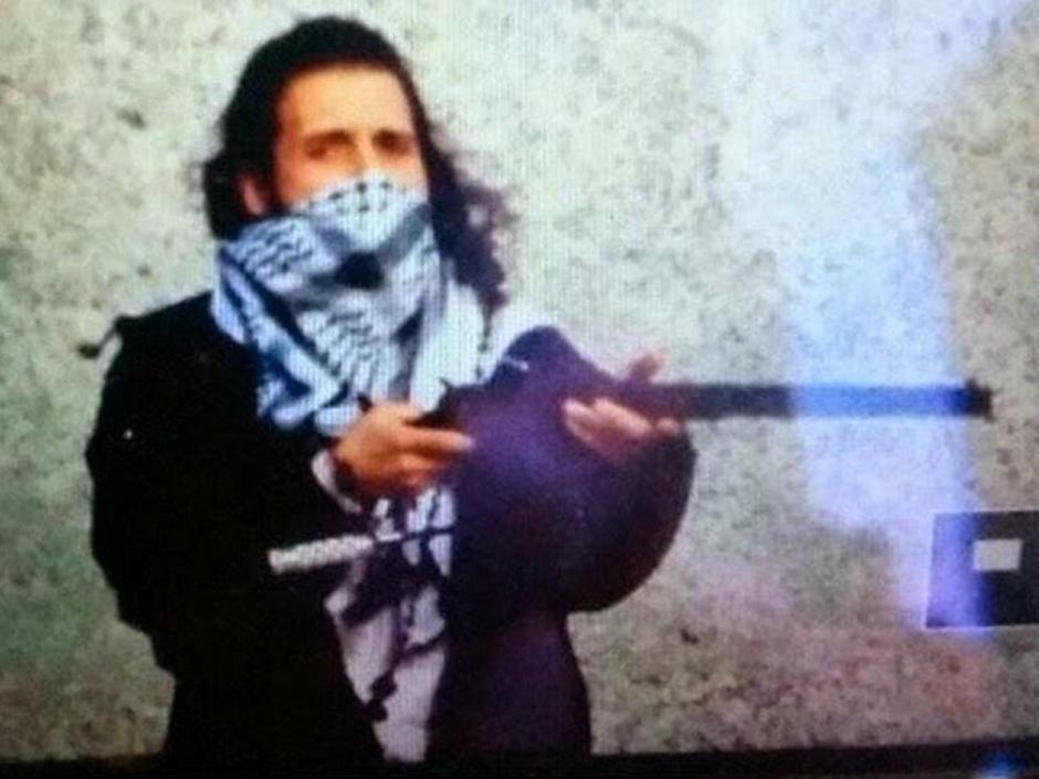 Michael Zehaf Bibeau, az ottawai merénylő.