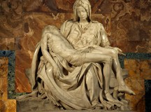 Napi szösszeneteimből – Ajvéé ezek már a Pietà -t szoborják, noch dazu öntik és ráadásul szarból