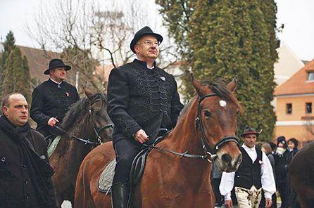 """""""Hálát adunk, hogy Erdély Romániához tartozik"""""""