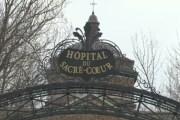 A montreáli Sacre-Coeur kórház
