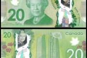 Kanadai huszas.