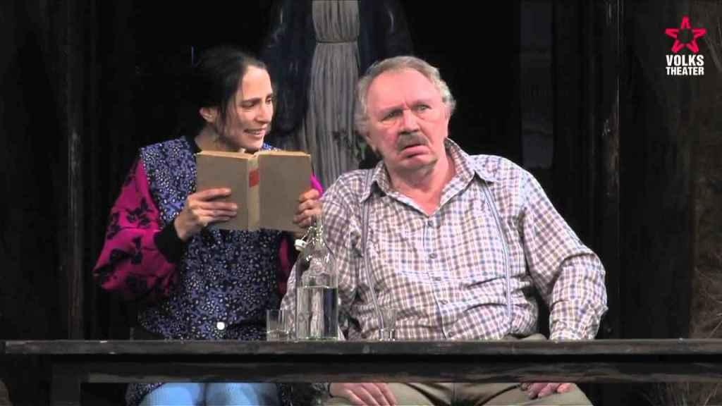 A Nemzeti Színház volt főrendezőjének sikere Bécsben