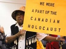 Holokauszt Kanadában. Egy túlélő vádolja a kanadai kormányt. Fotó: David P. Ball.