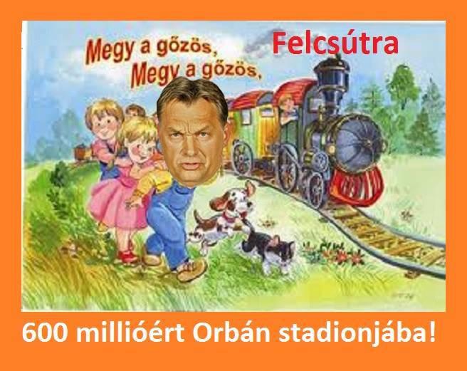 Orbán, a jusztis emberke