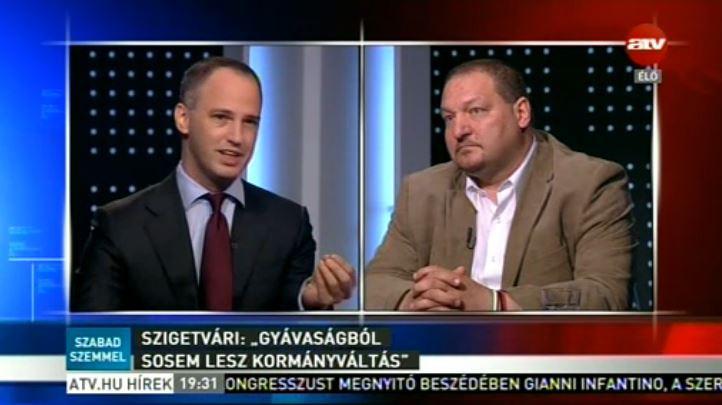 Szigetvári Viktor vs. Németh Szilárd