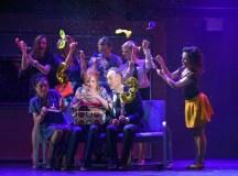 Nők az idegösszeomlás szélén — musical