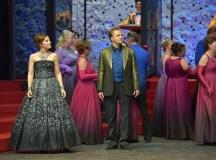 Traviata a  Margitszigeti Szabadtéri Színpadon