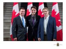 Találkozás Justin Trudeau miniszterelnökkel — Orbán Viktor háborúja a liberális értékek ellen