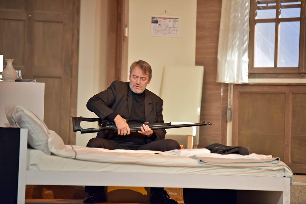 Bérgyilkos a barátom a Thália Színházban