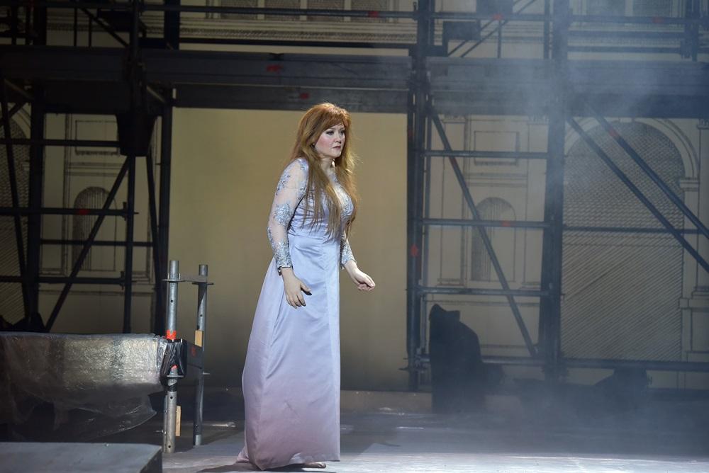 Lammermoori Lucia  az Erkel Színházban