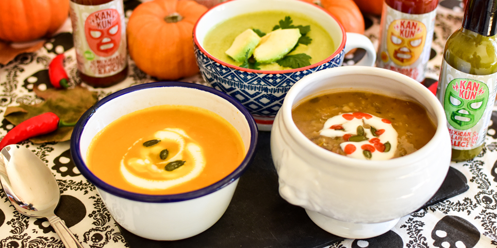 Winter must have soups