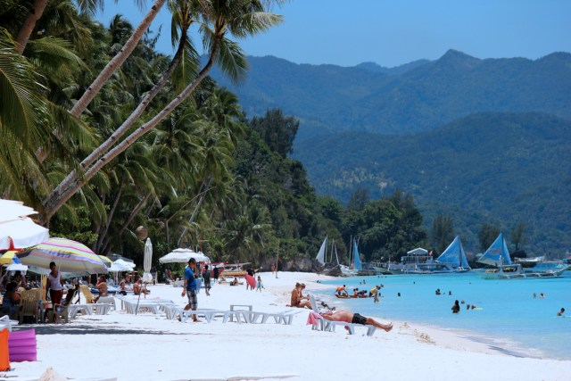 Boracay Beach Area