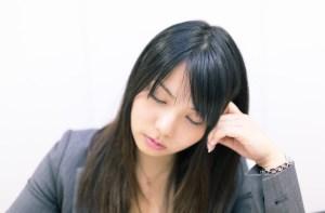 会議中居眠り