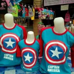CAPTAIN AMERICA LAMA COMPRISE