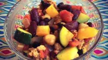 Turkey Chili – Heather Downey [Guest Post]