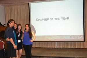 School of the Year | Delta Chapter - Stony Brook University