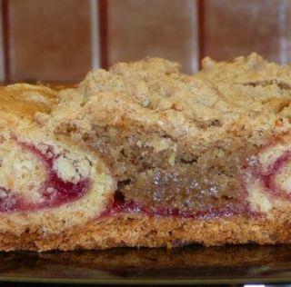 Retro diós süti – pávaszem: recept