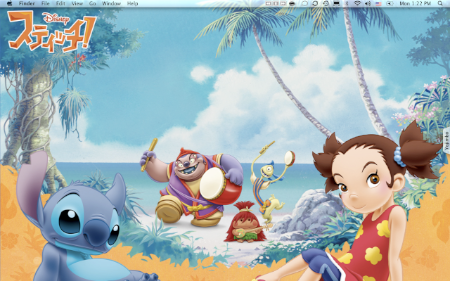 Wallpaper: Disney's